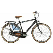 Torpado T150 Storica 52 fekete 1v férfi City Kerékpár