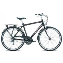 Torpado T390 Condorino 48 28 SHIMANO CLARIS 21v fekete férfi City Kerékpár