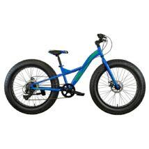 """Torpado Kerékpár 9024 Pitbull Fat Bike 24"""" Kék Gyerek Kerékpár"""