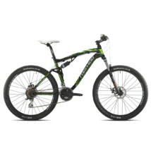 Torpado T550 HURRICANE 27.5 2016 férfi Fully Mountain Bike