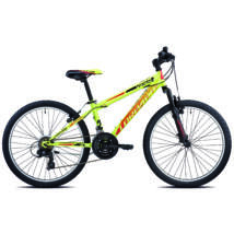 "Torpado T610 VIPER 24"" 2019 - Shimano TY300 STI 21V gyerek kerékpár"