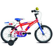 """Torpado T675 DUFFY 16"""" 2019 - Acél 1-sebességes gyerek kerékpár"""