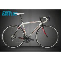 Torpado Kerékpár T320 Temeraria Fondriest RP3 vázon!!! 52 matt fehér TIAGRA 10x2 férfi országúti kerékpár