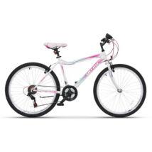 """Ultra Gravita 26"""" női Mountain Bike fehér"""