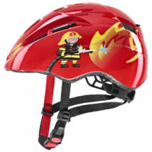 UVEX HELMA KID 2 SISAK RED FIREMAN (46-52)