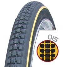 Vee Rubber Thaiföldi Gumiabroncs Kerékpárhoz 37-540 24x1 3/8 Vrb015 Vp Fekete