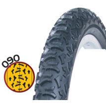 Vee Rubber thaiföldi gumiabroncs kerékpárhoz 57-305 16x2,125 VRB090 fekete