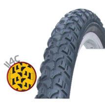 Vee Rubber thaiföldi gumiabroncs kerékpárhoz 50-507 24x1,90 VRB114C fekete