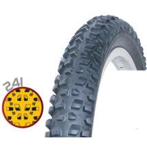 Vee Rubber Thaiföldi Gumiabroncs Kerékpárhoz 60-559 26x2,35 Vrb241 Doughty Fekete