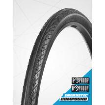 Vee Rubber thaiföldi gumiabroncs kerékpárhoz 42-622 700x42C VRB 315 ZILENT Energetic Compound, drótos, refl., 5 mm defektvéd. réteggel (B31521)