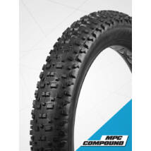 Vee Rubber thaiföldi gumiabroncs kerékpárhoz 114-559 26x4,5 VRB 370 SNOWSHOE MultiplePurposeCompound SBK, drótp. (B37010)