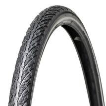 Vee Rubber gumiabroncs kerékpárhoz 47-559 26x1,75 VRB447 Comfort Plus, fekete, refl. 3 mm defektvédelemmel