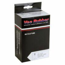 Vee Rubber thaiföldi belső tömlő gumiból kerékpárhoz 32/47-622/635 (28x1 1/2, 28x1 3/8x1 5/8) DV