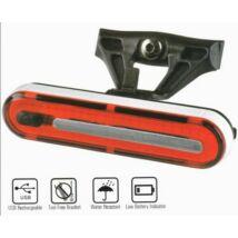 Velotech Villogó Hátsó 50chipled USB  A termék 01.20.-ától rendelhető!!!