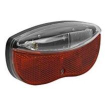 Velotech Lámpa hátsó 3 LED elemes