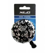 XLC Csengő fekete dekor.55mm