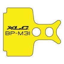 XLC Tárcsafékbetét BP-M31 hűtőbordás Formula Mega ONE, R, RX