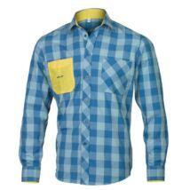 XLC Ing h.u. férfi kék kockás XL