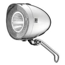 Xlc Lámpa Elemes Első, Retro Led, Króm, 20 Lux, Kapcsoló
