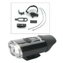 XLC Lámpa sisakra fekete CL-F20