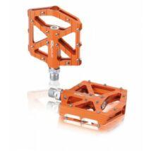 XLC Pedál BMX/Freeride alu orange PD-M12