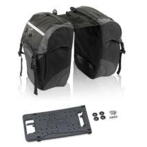 XLC Táska carry more kétoldalas fekete/antracit BA-S63