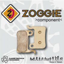 Zoggie Shimano XTR M965 alu fékbetét tárcsafékhez, organikus