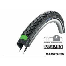 Schwalbe Külső 16x1.75 305-47 Marathon Perf Hs420 Greenguard Fekete-ref 500g