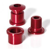 XLC Hajtóműcsavar piros