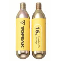 Topeak 16G Threaded CO2 Cartridge