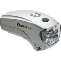BikeFun Lámpa LUCID első 5 fehér LED, 2 funkció