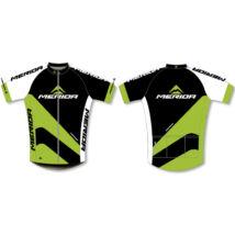Merida Mez 2014 44 rövid zöld fekete végig zipzár - Sport1