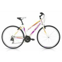 Alpina ECO LC05 white-purple női Cross Kerékpár