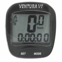 Ventura Km.Ora 6 Funkcios Fekete Uj Design 244530