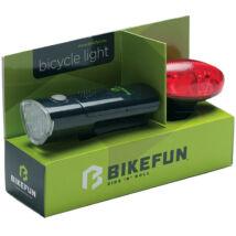 Bikefun Lámpa Link Szett E-h 5-4 Led