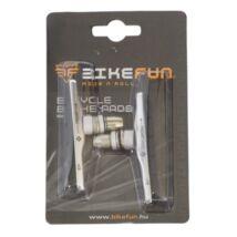 BikeFun Fékpofa 72mm menetes ezüst Cartridge
