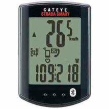 Cateye Computer Strada Smart Rd500w Wireless Fekete Szenzorok Nélkül