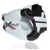 XLC Kormányszár Pro Ride 31,8mm 40mm fehér ST-F02