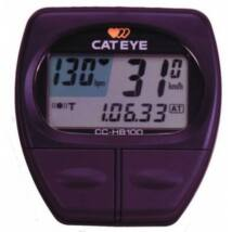 Cateye Hb100 7 Finkciós Pulzusmérős Fekete