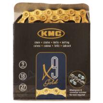 KMC X9 arany