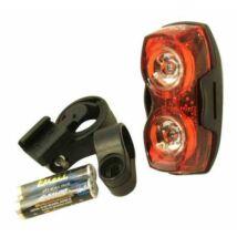 Smart Lámpa Hátsó Villogó 2x0,5w Led Rl-321r 2 Funkciós Elemmel