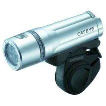 Cateye Lámpa Első Hl-el410 2 Finkció 3 Led Opticube 185cd Ezüst