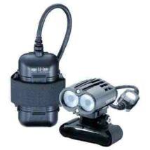 Cateye Lámpa Első Hl-el820rc Double Shot 3 Finkció 2 Led Töltővel 25000+Cd