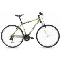 Alpina ECO C10 grey-lime férfi Cross Kerékpár