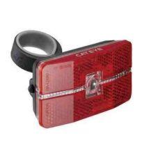 Cateye Lámpa Hátsó Tl-ld570 Reflex Piros Prizmás