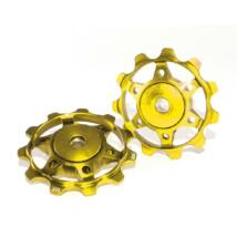 XLC Váltógörgő arany PU-A02