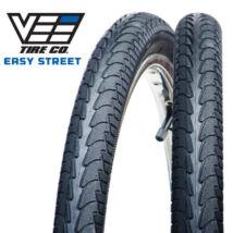 Vee Rubber thailföldi gumiabroncs kerékpárhoz 700X28C VRB 292 EASY, drótperemes, refl., 1,5 MM DEFEKTVÉD.