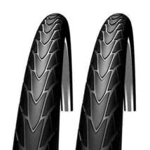 Schwalbe KÜLSŐ 18X1.50 355-40 MARATHON RACER PERF HS429 RACEGUARD FEKETE-REF 295G
