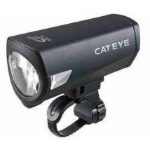 Cateye Lámpa Hl-el540g 1 Led 40lux Akkus Töltővel Fekete
