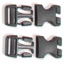 Ortlieb Pót csat (25 mm széles) Rack-Pack táskához